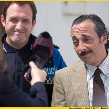 """Javi Coll es Antonio en """"Doctor Mateo"""""""